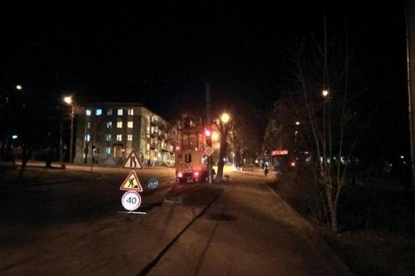 Вже з понеділка нічний тролейбус не курсуватиме вулицями міста