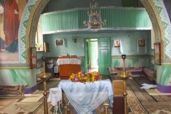 На Здолбунівщині у храмі зникли ікони (Фото)