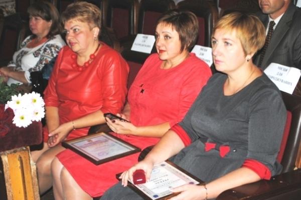 У Рівному відбулися урочистості з нагоди Дня працівників освіти