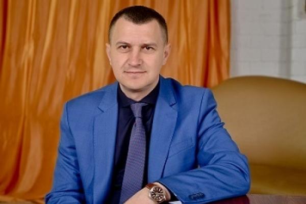 Голова Березнівської РДА отримав високу нагороду від оперативного командування «Захід»