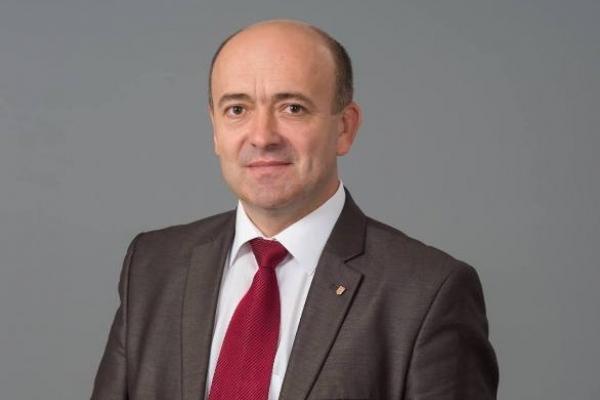 Голова Костопільської РДА отримав нагороду від Президента України