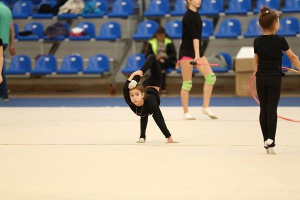 З чим повернулися рівненські гімнастки з Міжнародного турніру (Фото)