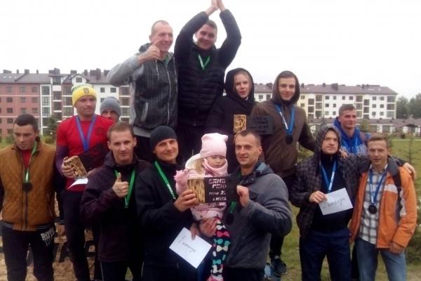Рівненські рятувальники взяли участь у «Само-гонці» (Фото)