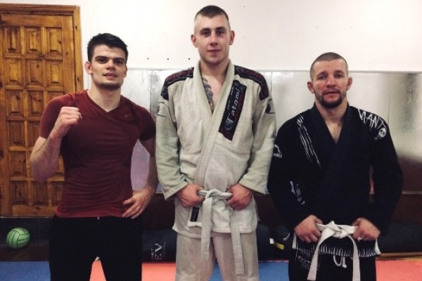 Дмитро Чекурков: «Головне в спорті – це вірити у свої сили!» (ІНТЕРВ'Ю)