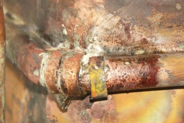 У Дубні на найнятій квартирі студентки мало не померли через діряву газову трубу