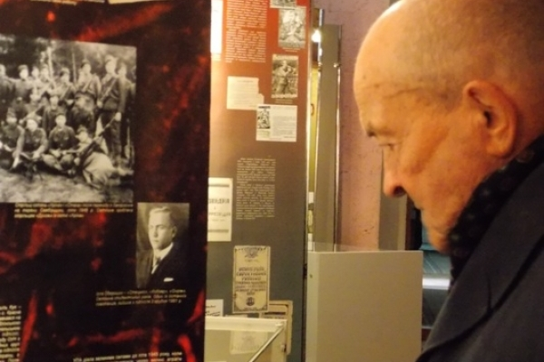 Виставка, присвячена 75-й річниці УПА, відкрилася 3 жовтня у Рівненському краєзнавчому музеї
