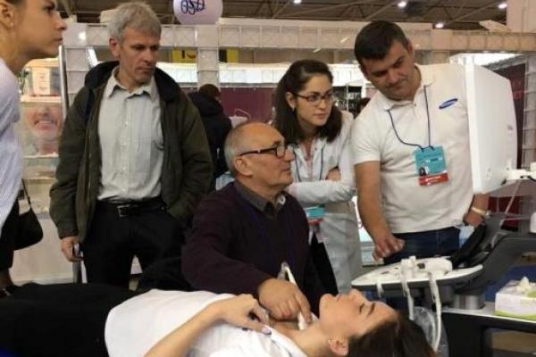 Рівненські лікарі ознайомились з найсучаснішим діагностичним обладнанням