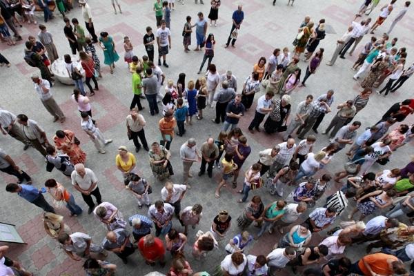 Населення Рівненщини катастрофічно меншає