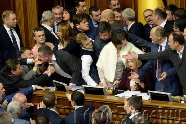 «Олег, винеси козла!» – як маркер депутатського культурного рівня