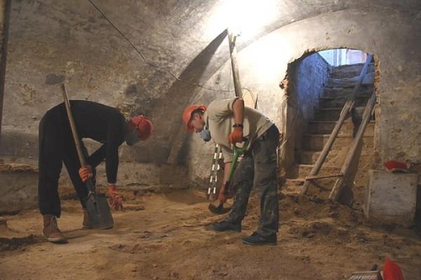 В Клеванському костелі знайшли останки князя Юрія Чарторийського