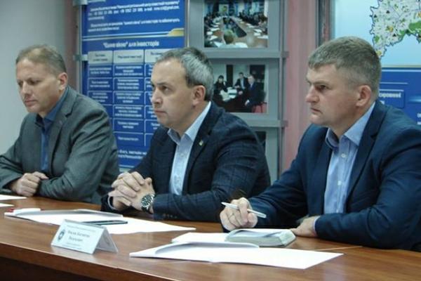 На Рівненщині інвестор планує розширити виробництво