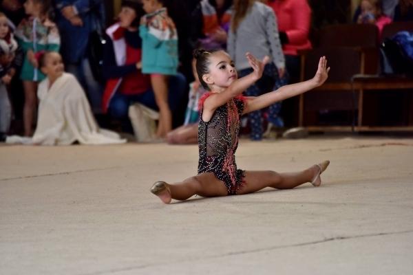 У Рівному визначили кращих гімнасток області (Фото)