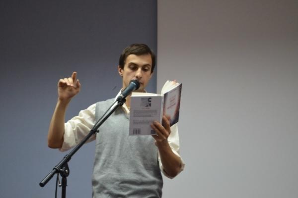 Любко Дереш прочитав лекцію рівненським студентам (Відео)