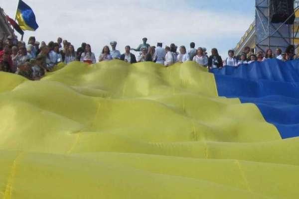Завтра у Рівному розгорнуть найбільший у світі прапор України