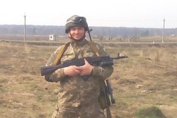 На Рівненщині увіковічнять пам'ять загиблого бійця