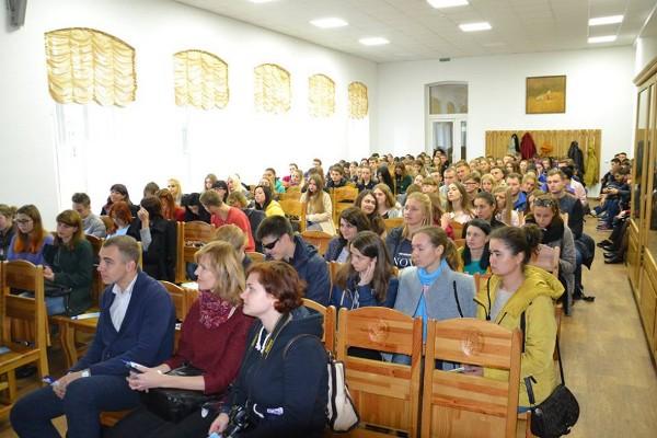 День кар`єри ЄС організував для студентів Острозької академії Інформаційний центр ЄС у місті Острог