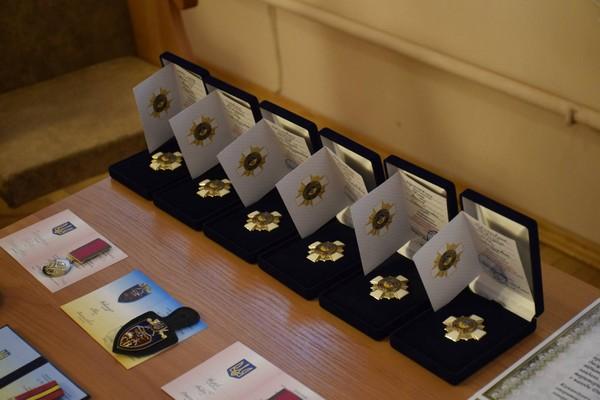 У Рівному нагородили військовослужбовців (Фото)