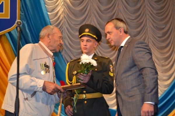 Нащадки повстанців отримали нагороди своїх дідів