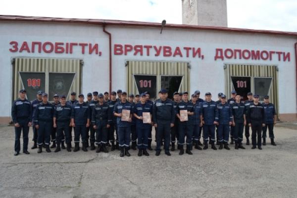 У День захисника України рівненські рятувальники переходять на посилений режим