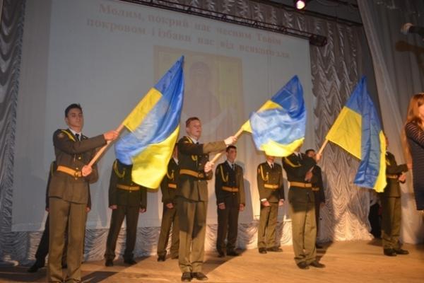 Острозький військовий ліцей-інтернат прийняв у свої ряди 67 новобранців