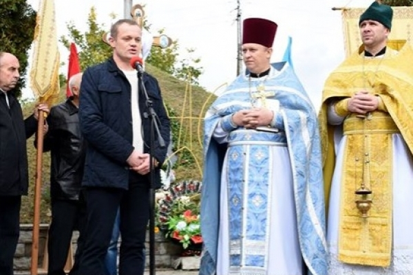 Сергій Мініч, екс-радник Олексія Муляренка, йде в депутати (Фото)