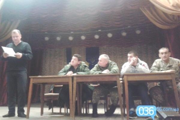 У Дубні учасники бойових дій створили ініціативну групу та налаштовані рішуче