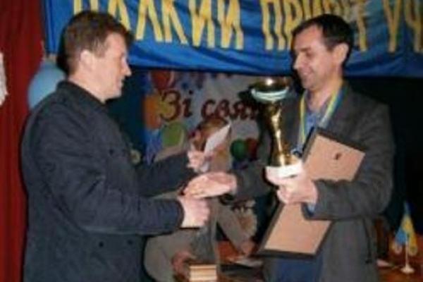 У 8 етапу Кубку Рівненщини з шахів в Рокитному переміг рівнянин