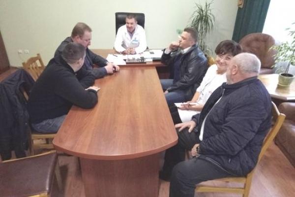 На Рівненщині при обласній лікарні  створили наглядову раду