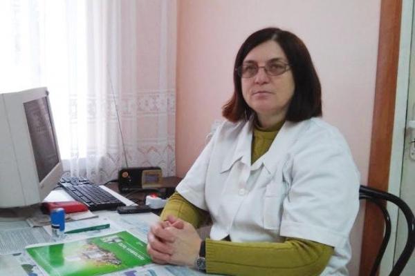 Лікарка з Рівного переймала досвід у Франції