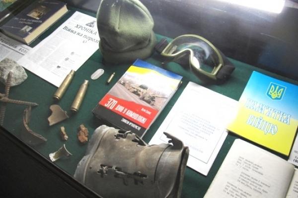 Виставка «Три визвольні війни. Три революції» в Острозькому краєзнавчому музеї триватиме до кінця року