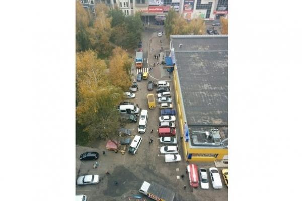 Майстер-клас з паркування від рівнян (Фото)