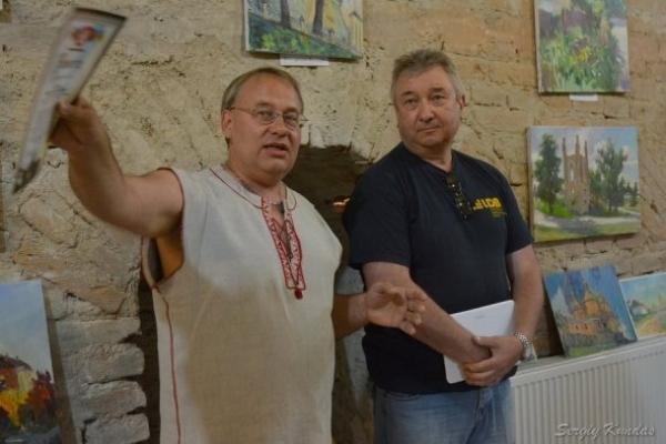 Леонід Коврига: «Бути художником – для мене Божа ласка…»