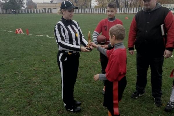 У Здолбунові пройшов розіграш Кубку ДЮЛАФ з флаг-футболу серед дитячих команд «Кубок Орла»