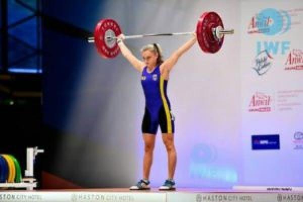 Рівнянка стала призеркою Чемпіонату Європи