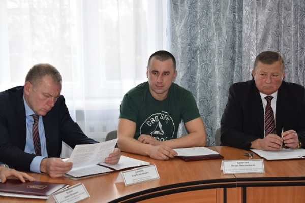 У дорадчий орган райдержадміністрації на Рівненщині ввели бійця, який був у полоні (Фото)