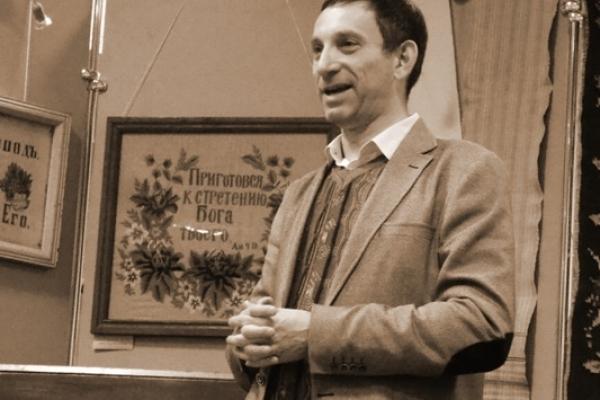 Віталій Портников презентував у Рівному свою книгу «Евора»