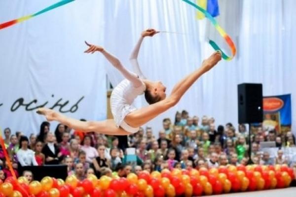 У Рівному змагатиметься більше 600 гімнасток на Х ювілейному турнірі «Золота осінь 2017» (Фото, відео)