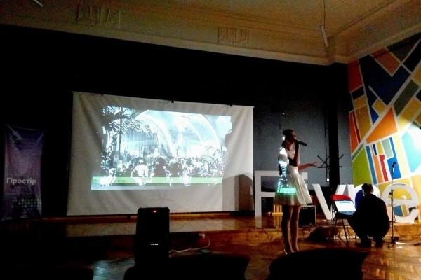 Рівняни зібралися на перші кінопосиденьки (Фото)