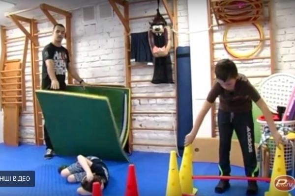 На Рівненщині студенти допомагатимуть дітям з аутизмом (Відео)