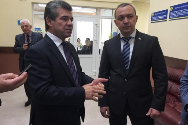 Керівник Держслужби зайнятості похвалив Березнівський центр (Фото)