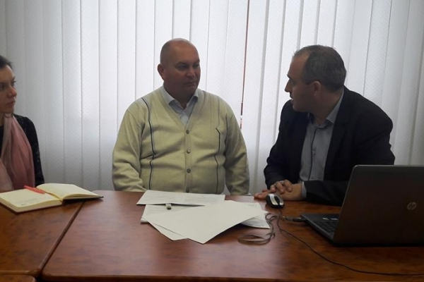 Демидівську ОТГ очолив анестезіолог