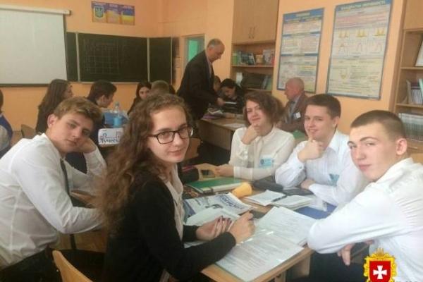 Рівненські географи здобули срібло на Всеукраїнському турнірі