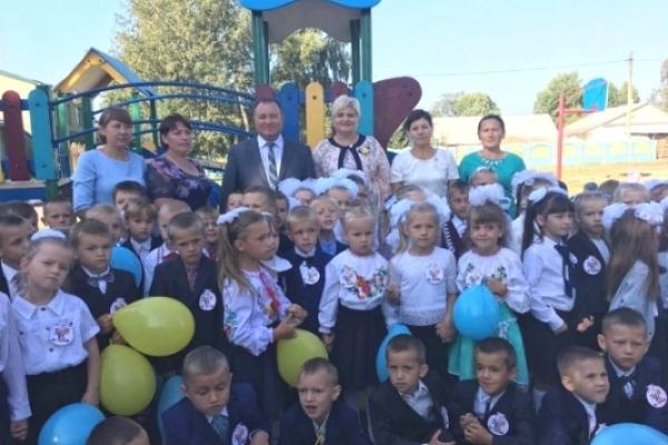 На Рівненщині в селі, що є лідером з народжуваності дітей збудують нову школу