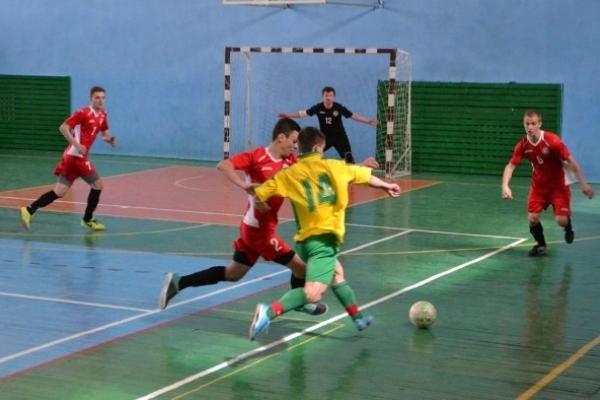В неділю, 12 листопада, у Дубні стартує міжрайонний турнір з міні-футболу