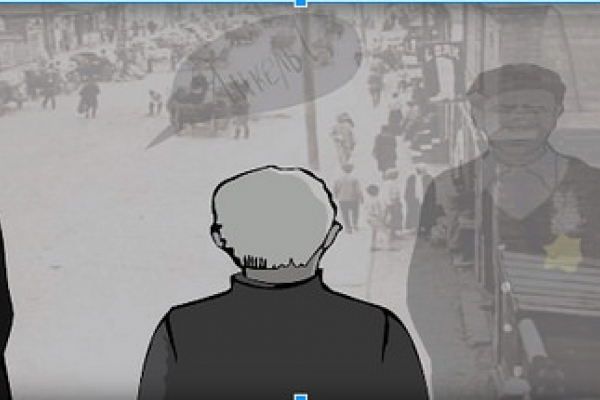 У Рівному покажуть фільм про рятівника євреїв