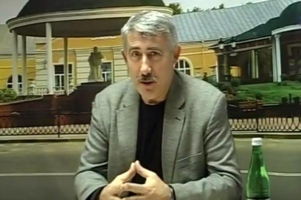 Михайло Сидоржевський відзначив проекти рівненських письменників та розповів про нові літературні премії (Відео)
