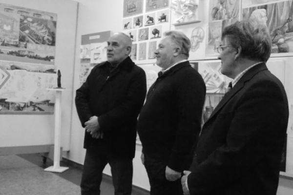 Рівненські студенти-архітектори звітуються виставкою «Від А до Я»
