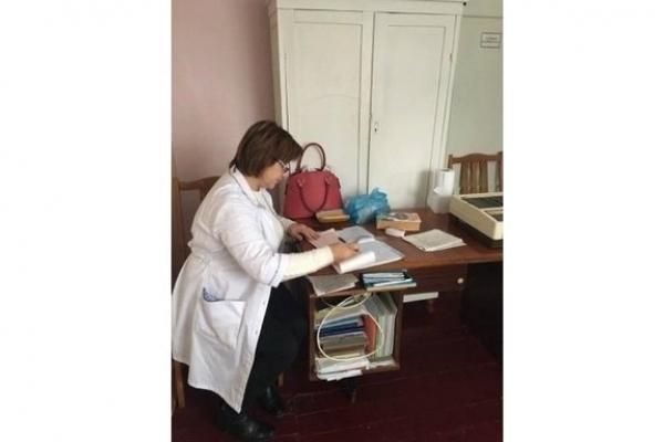 Медики з Рівного ведуть виїзну діагностику пацієнтів (Фото)