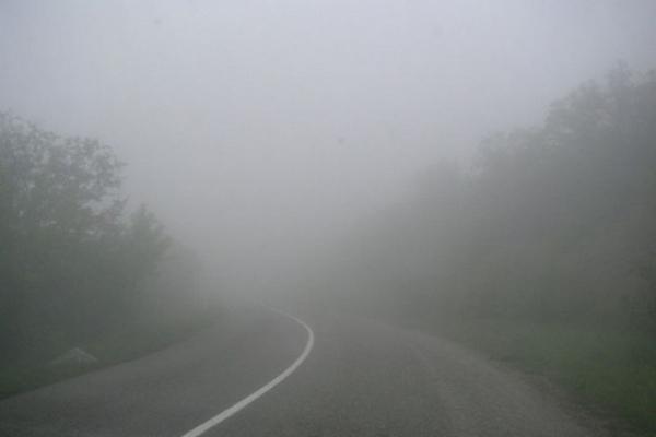 Водіїв Рівненщини закликають бути обачними через туман