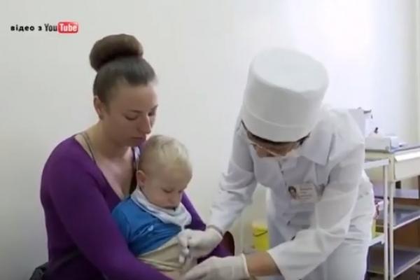 Рівненські лікарі розповіли про вакцинування (Відео)